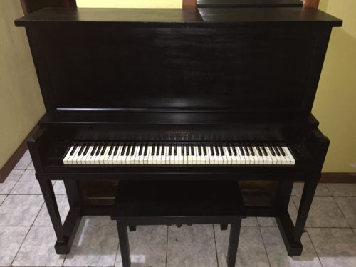 Piano Foster Upright