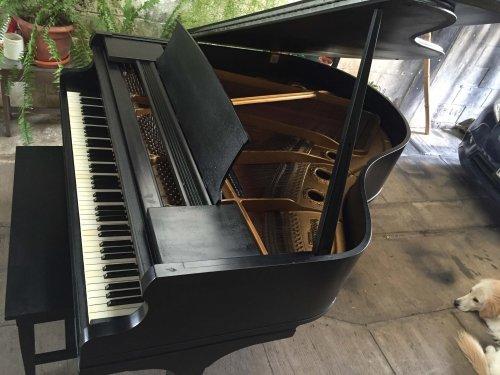 Wurlitzer Baby Grand D2 - Casa de Pianos Guatemala
