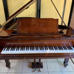 A la venta Hermoso Piano Marshall & Rose Caoba Violín - Casa de Pianos