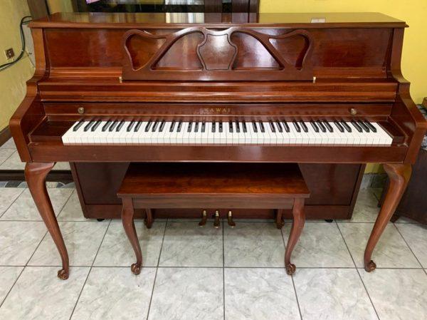 Vendo Piano Kawai Caboa Estilo Clásico Estudio Modelo 504F de 1997